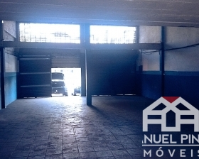 Salão 170m² com mezanino